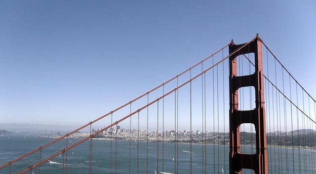 Last days of summer - San Francisco, CA